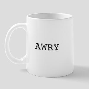 Awry Mug