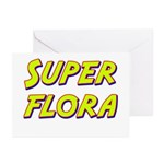 Super flora Greeting Cards (Pk of 20)