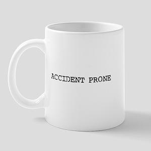 Accident prone Mug