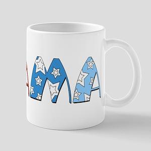 Starry 1920s Obama Mug