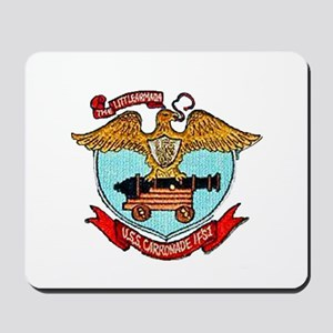 USS CARRONADE Mousepad