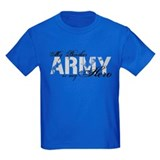 Army brother Kids T-shirts (Dark)