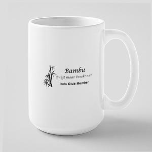 Bambu Anniversary Large Mug