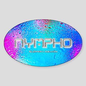 Nympho sex Sticker