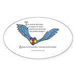 Autism is treatable & reversible Sticker 10pk