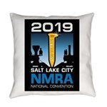2019 Nmra Convention Everyday Pillow