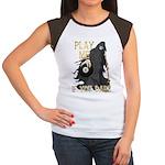 Play me if you dare Women's Cap Sleeve T-Shirt