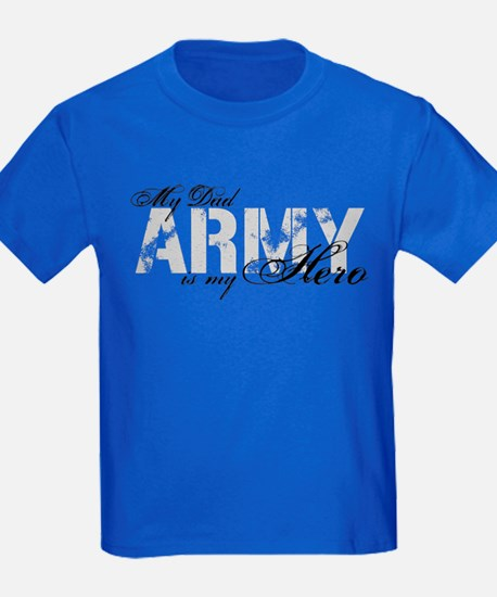 Dad is my Hero ARMY T