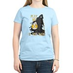 Play me if you dare (9 ball) Women's Light T-Shirt