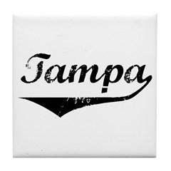 Tampa Tile Coaster