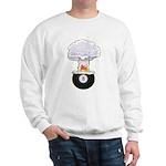 8 Ball Explosion Sweatshirt