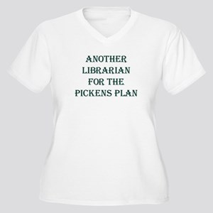 Another Librarian for the PP Women's Plus Size V-N