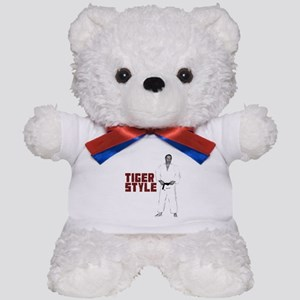 Tiger Style - Vladimir Putin Champion Teddy Bear