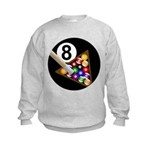 8 Ball Kids Sweatshirt