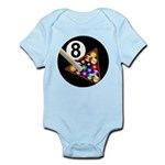 8 Ball Infant Bodysuit