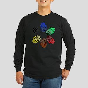 Celebrate Diversity Circle Long Sleeve T-Shirt