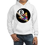 8 Ball Hooded Sweatshirt