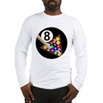 8 Ball Long Sleeve T-Shirt