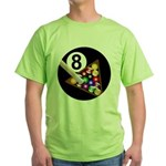 8 Ball Green T-Shirt