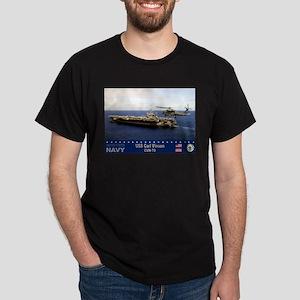 USS Carl Vinson CVN-70 Dark T-Shirt