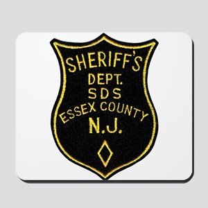 Essex County Sheriff Mousepad