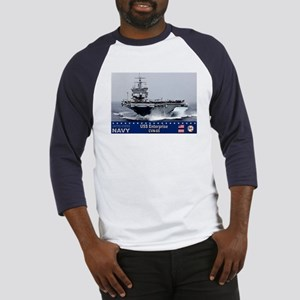 USS Enterprise CVN-65 Baseball Jersey
