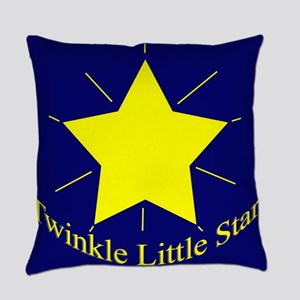 Twinkle Little Star Everyday Pillow