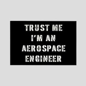Aerospace Engineer Rectangle Magnet