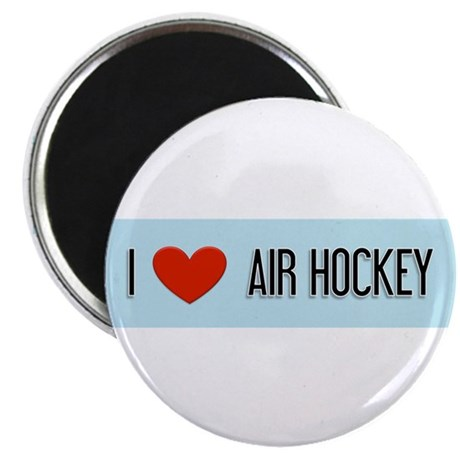 Air Hockey Gift Magnet