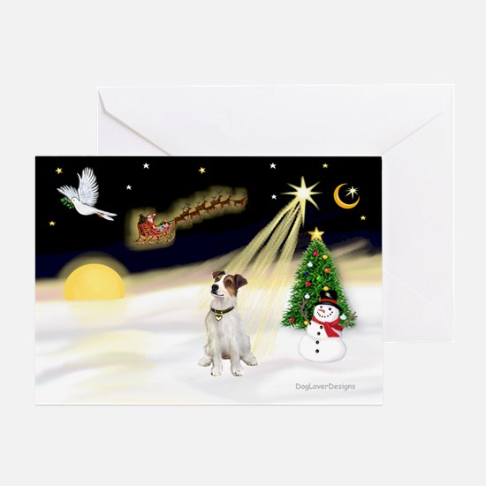 Night Flight/ JRT #1 Greeting Card