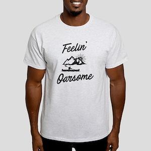 Feelin Oarsome Paddling T-Shirt