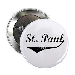 "St. Paul 2.25"" Button (10 pack)"