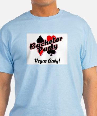 Bachelor Party (Vegas Baby) T-Shirt