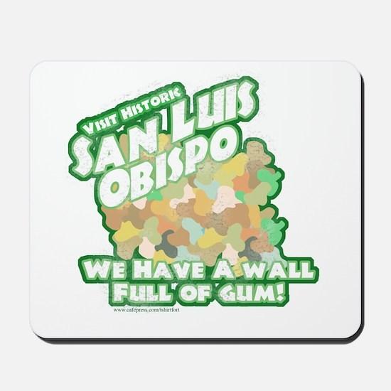 San Luis Obispo! Mousepad