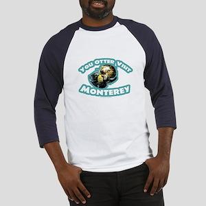 Monterey Otter Baseball Jersey