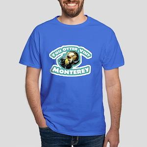 Monterey Otter Dark T-Shirt