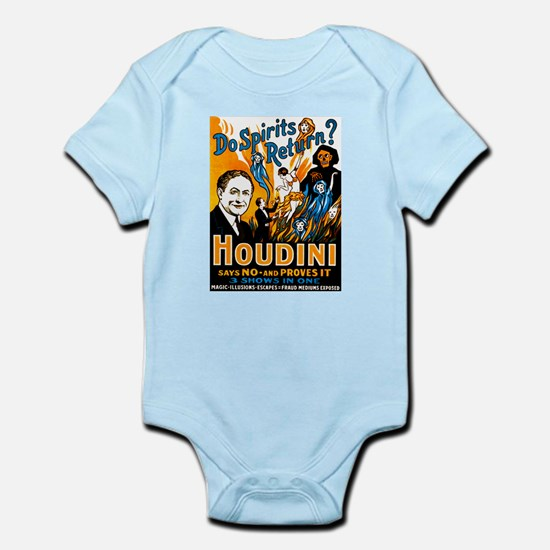 Houdini Spirits Infant Bodysuit