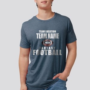 Your Team Fantasy Gray Women's Dark T-Shirt