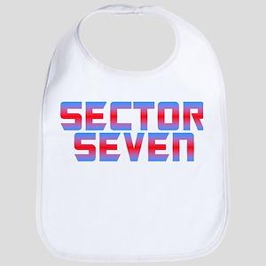 SECTOR SEVEN Bib