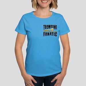 Trombone Fanatic Women's Dark T-Shirt