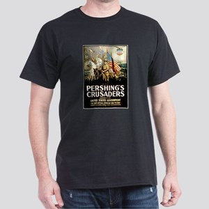 Pershing's Crusaders Dark T-Shirt