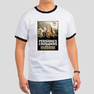 Pershing's Crusaders Ringer T