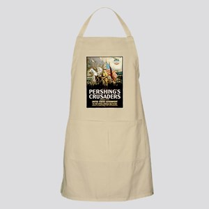 Pershing's Crusaders BBQ Apron