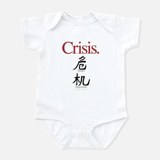 Crisis? Infant Bodysuit