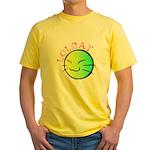 LOL Cat Yellow T-Shirt