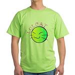 LOL Cat Green T-Shirt