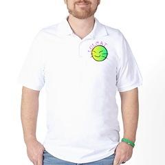 LOL Cat Golf Shirt