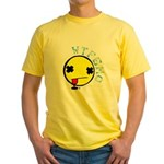 WTF Emo Yellow T-Shirt