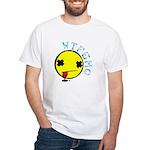 WTF Emo White T-Shirt