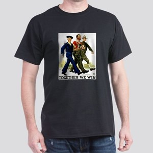 Together We Win Dark T-Shirt